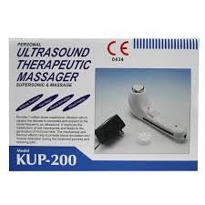 KUP-200 PERSONAL ULTRASOUND THERAPEUTIC MASSAGER functions• 1 million times supersonic vibration, deep skin warming up by physical effects. • Mechanical massage with vibration motor. • Over temperature protect with flash LED Ultrasound, Physics, Massage, Medical, Deep, Times, Medicine, Med School, Physique