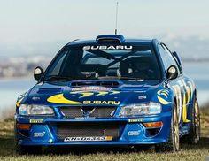Subaru Impreza '555'