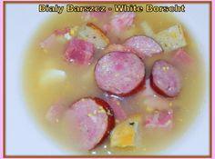 Bialy Barszcz - White Borscht - Easter Soup Recipe