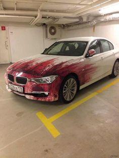 blood print