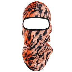 MTB Mountain Bike Bicycle Full Face Mask Skiing Cycling Outdoor Sports Neck Warmer Helmet Hood Hat Breathable Full Face Mask
