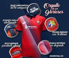Camisas do El Nacional 2017 Lotto