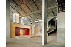 Noero and Wolff architects, Red Location Museum