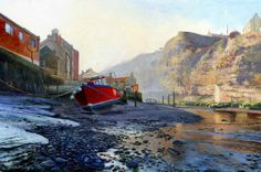Picture by James Mcgairy showing 'All My Sons' up the beck... must be wintertime...