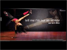 Nike ads: Nike and the Women women-fitness