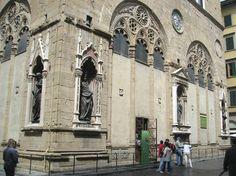 Florence, Orsanmichele Church