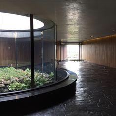 Podo hotel of architect Itami Jun on Jeju Island