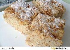 Margot koláč s jablky recept - TopRecepty.cz