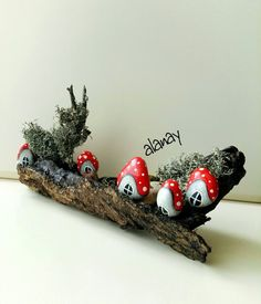 Cute fairy houses