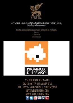 La Provincia di Treviso ha scelto Venetia Communication per le sue Consulenze, Immagine e Comunicazione
