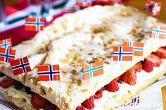 Verdens Beste til mai Frisk, Norway, Scandinavian, Desserts, Food, Meal, Deserts, Essen, Hoods