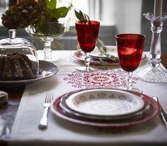 Brindamos ao Natal?  #decoração #copos #Natal #IKEAPortugal