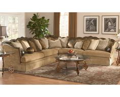 For Lisa Provence Sectional And Other Living Room Sectionals At Star Furniture Tx