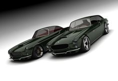 #Volvo #p1800. #P-1800 One of my sweetest designs