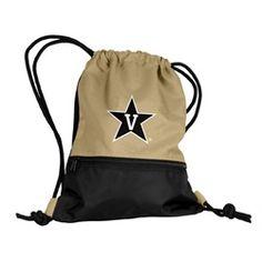 Vanderbilt University Vandy String Backpack Shoe Bag