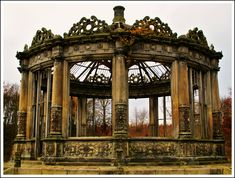 The conservatory that time forgot....the Orangery in Edinburgh ...