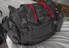 The Vanquest SKITCH-12 - a Great Bag!