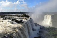 On a few early mornings and evenings I had Iguassu completely to myself. No annoying, selfie-taking tourists obscuring my perfect views. Not one human sound killing my all-natural buzz.