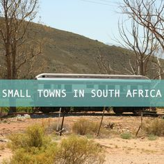 Small Towns, South Africa, African, Travel, Viajes, Destinations, Traveling, Trips