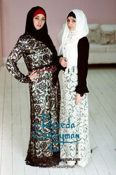 Even the Abayas!