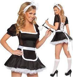 22 best maid halloween costumes images on pinterest maid costumes sexy french maid halloween costumes solutioingenieria Gallery