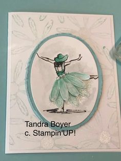 Stampin up Beautiful You and Daisy Delight