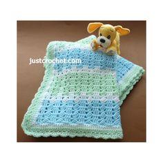 fjc39-Blanket Baby crochet pattern | Craftsy