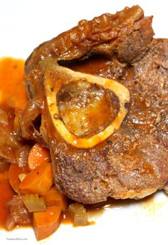 pressure cooker instant pot braised beef osso bucco recipe
