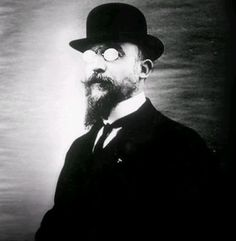 """Erik Satie ...""""When I was young, I was told: 'You'll see, when you're fifty.' I am fifty and I haven't seen a thing. ..'."""""""
