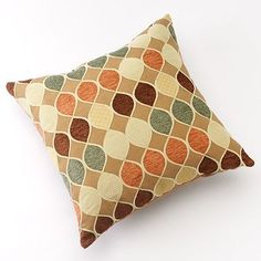 Kohls Decorative Pillows Interesting Kohl's Sonoma Life Style® Modesto Decorative Pillow  Pillowpalooza Design Ideas