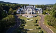 Sweet Home Alabama, 54,000 Sq. Ft. Château with 15 Bedrooms & 24 Bathrooms Heading To Auction (PHOTOS & VIDEO) | Pricey Pads