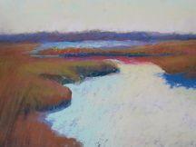 Carolyn Hancock - Portfolio of Works: Landscapes, Gulf Coast and Golf Course
