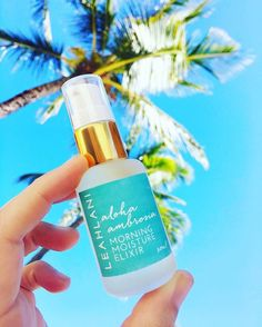 MEET ALOHA AMBROSIA ❤︎ An exotic, superfood feast for your skin. This light-weight morning elixir is carefully formulated to hydrate and nourish your skin, providing each cell with the essential nutrients it needs throughout the day toleave your skin well fed, perfectly moisturized and wholly nourished.  Your skin will drink in each drop of elixir, which is overflowingwith youth enhancing antioxidants, skin loving vitamins A and C, and beautifying nutrientsthat work togetherto boost…