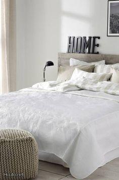 Maalaisromanttinen päiväpeite / Rustic bed spread