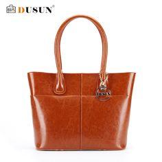 DUSUN 2016 New Women Handbag Genuine Leather Women Bag Luxury Brand High Quality Bag Casual Tote Women Handbags Bolsa Feminina