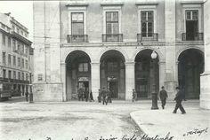 Praça do Comércio, anos 30