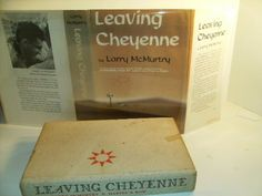 Leaving Cheyenne. 298 Pages. Edition: 1st. From the author of STREETS OF LAREDO, DEAD MAN'S WALK and COMANCHE MOON, a western which focuses on the lives of three Texan characters who follow the sundown trail. Created by Larry McMurtry.