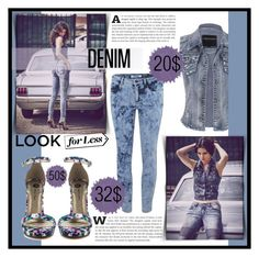 """""""~Look for less ~"""" by dolly-valkyrie ❤ liked on Polyvore featuring ONLY, maurices, Michael Antonio and LookForLess"""