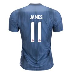 88cfbe34246 Bayern Munchen 18 19 Third Men Soccer Jersey Personalized Name and Number -  zorrojersey Bayern