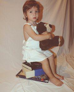 #fotografia #bambini #libri #book #photo #baby #canon #passion