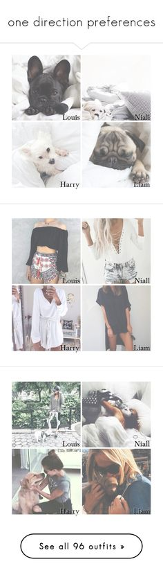 one direction preferences by swaggxdirection on Polyvore featuring polyvore, moda, style, fashion, clothing, Belleza, direction, interior, interiors, interior design, hogar, home decor, interior decorating and arte
