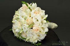 Bouquet de mariée rond - Bouquets de mariée : bouquet mariage