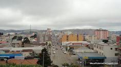 Vista do Belvedere - São Joaquim/SC Paris Skyline, New York Skyline, States Of Brazil, Dolores Park, Travel, Santa Catarina, Travel Memories, Motorcycles, Viajes