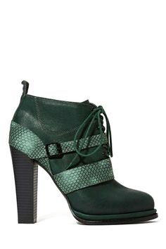 Shoe Cult Snake Charmer Bootie