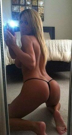 Sexy girl in thong #thong #selfie #selfshot #sexy