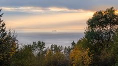 Pacific Gateway - Overlooking the Strait of Georgia from West Vancouver.