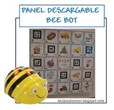 Bee Bop, Panel, Bee Keeping, Apps, Tic Tac, Arduino, Robots, Kindergarten, Ideas