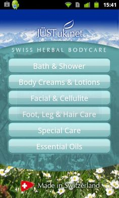 Natural Swiss Herbal Body CareBy Nahrin from Jüstrich <br>Swiss herbal bodycare for your well-being <br>From their home nestled in the heart of the beautiful Swiss Alps, Jüstrich has become world famous for the quality of their Swiss herbal body care ran