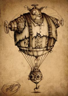 Paride Bertolin's steampunk art Steampunk Drawing, Steampunk Artwork, Steampunk Theme, Steampunk Wallpaper, Steampunk Makeup, Steampunk Bedroom, Steampunk Furniture, Steampunk Men, Steampunk Gadgets