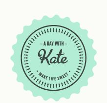 A Day with Kate